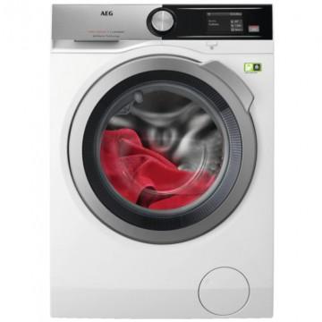 Volně stojící spotřebiče - AEG L9FEA69S SoftWater pračka, kapacita praní 9 kg, 1600 otáček, Wifi, A+++-65 %