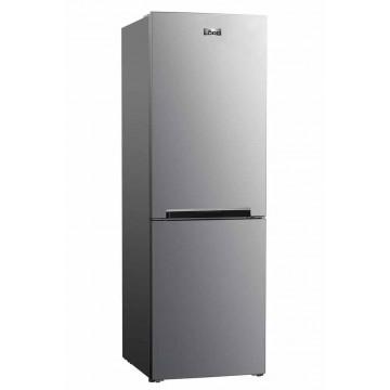 Volně stojící spotřebiče - Lord C9 volně stojící kombinovaná chladnička, NoFrost, nerez, 5 let záruka