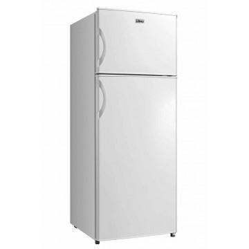 Volně stojící spotřebiče - Lord L1 volně stojící kombinovaná chladnička, bílá, 5 let záruka