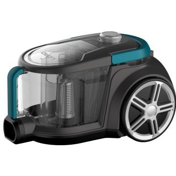 Malé domácí spotřebiče - Lord V1 vysavač bezsáčkový, 800W, antracitová/petrolejová, 5 let záruka
