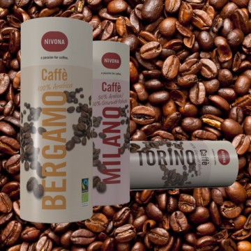Zrnková káva - Nivona NIBC 005 Cafe Bergamo - Zrnková káva 0,5 kg