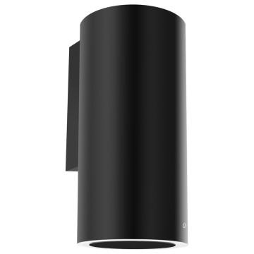 Vestavné spotřebiče - Ciarko Design CDP3801C odsavač komínový Tubus Black, 4 roky záruka po registraci