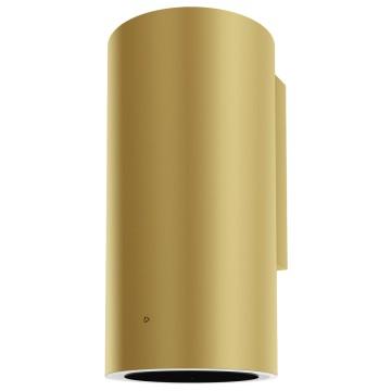 Vestavné spotřebiče - Ciarko Design CDP3801Z odsavač komínový Tubus Gold, 4 roky záruka po registraci