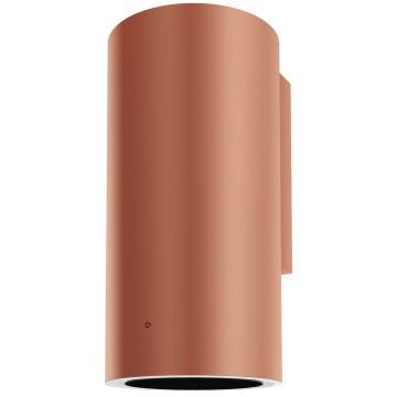 Vestavné spotřebiče - Ciarko Design CDP3801R odsavač komínový Tubus Copper, 4 roky záruka po registraci