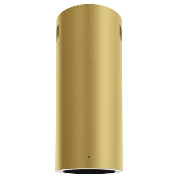 Vestavné spotřebiče - Ciarko Design CDW3801Z odsavač ostrůvkový Tubus W Gold, 4 roky záruka po registraci