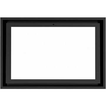 Vestavné spotřebiče - Ciarko Design CDS9001C odsavač vestavný stropní SU Light Black, 4 roky záruka po registraci