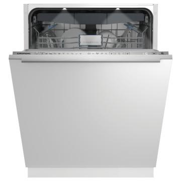 Vestavné spotřebiče - Grundig GNV5E036IA vestavná myčka nádobí s příborovou zásuvkou, vnitřní osvětlení, 60 cm, A+++, 5 let záruka