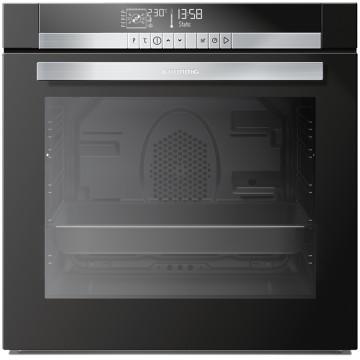 Vestavné spotřebiče - Grundig GEZDS47000B multifunkční trouba, pečení s podporou páry, 80 l, černá/nerez, A, 5 let záruka