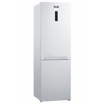 Volně stojící spotřebiče - Lord C7 volně stojící kombinovaná chladnička, NoFrost, bílá,  A++, 5 let záruka
