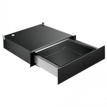 Vestavné spotřebiče - Electrolux KBV4T vestavná vakuovací zásuvka, černá matná