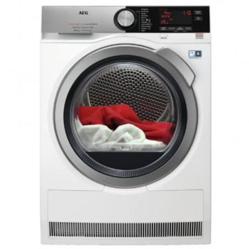 Volně stojící spotřebiče - AEG T9DBC68SC sušička prádla FiberPro, A+++