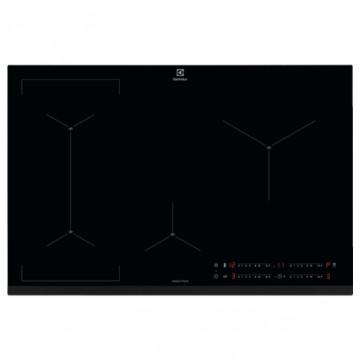 Vestavné spotřebiče - Electrolux EIS82449 indukční varná deska SenseBoil, Hob2Hood, černá, šířka 80 cm
