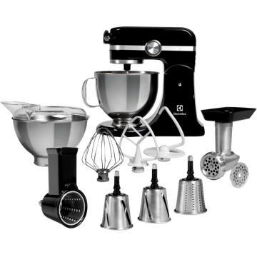 Malé domácí spotřebiče - Electrolux EKM4200 kuchyňský robot Assistent, 1000 W, černá
