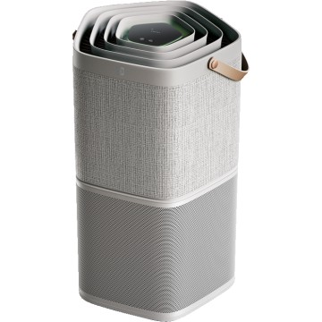 Malé domácí spotřebiče - Electrolux PA91-404GY čistička vzduchu Pure A9, 485 m3/h, světle šedá