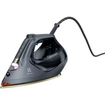 Malé domácí spotřebiče - Electrolux E8SI1-8EGM napařovací žehlička Renew 800, šedá metalická