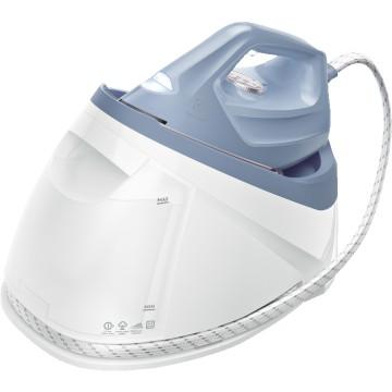 Malé domácí spotřebiče - Electrolux E7ST1-4DB parní generátor Refine 700, bílá/modrá