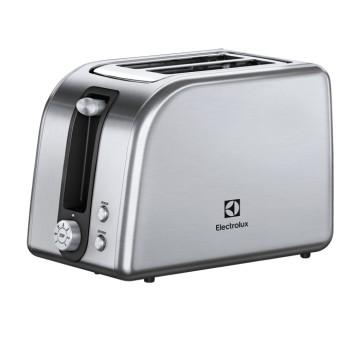Malé domácí spotřebiče - Electrolux EAT7700 topinkovač řady 7000, nerez