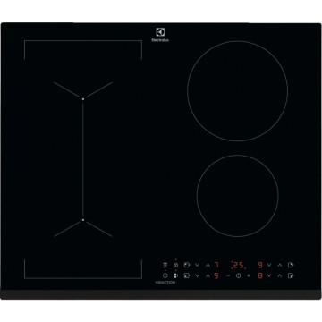 Vestavné spotřebiče - Electrolux LIV63431BK varná deska indukční, Hob2Hood, černá, šířka 59 cm