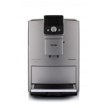 Malé domácí spotřebiče - Nivona NICR 821 automatický kávovar, Titan s chromovanými doplňky