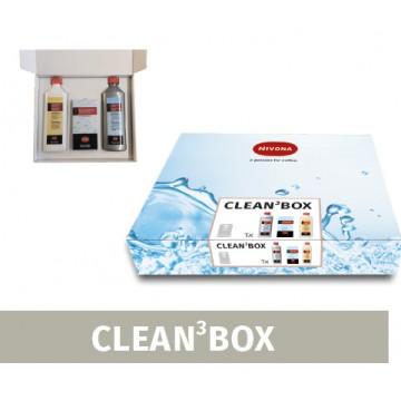 Příslušenství ke spotřebičům - Nivona CLEAN BOX - čistící sada pro kávovary Nivona