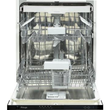 Vestavné spotřebiče - Kluge KVD6001P myčka vestavná s příborovou zásuvkou, 4 roky záruka po registraci