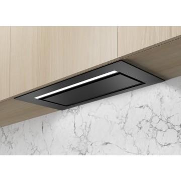 Vestavné spotřebiče - Ciarko Design CDZ5501C odsavač vestavný do skříňky aura 55 black, 4 roky záruka po registraci