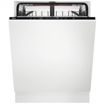 Vestavné spotřebiče - AEG Mastery FSB53637P vestavná myčka nádobí, 60 cm, A+++