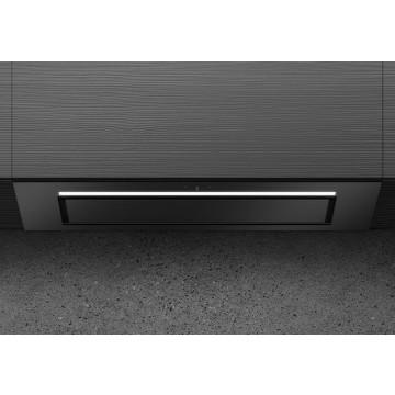 Vestavné spotřebiče - Ciarko Design CDZ7401C odsavač vestavný do skříňky aura 74 black, 4 roky záruka po registraci