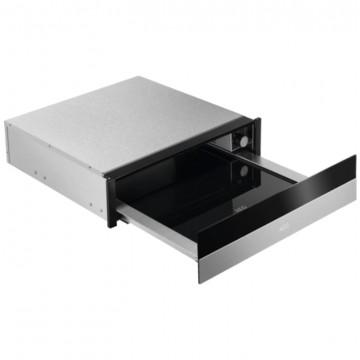 Vestavné spotřebiče - AEG Mastery KDK911424M vestavná ohřevná zásuvka, černá/nerez