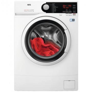 Volně stojící spotřebiče - AEG L6SE26WC ProSense® úzká pračka, kapacita praní 6 kg, 1200 otáček, A+++