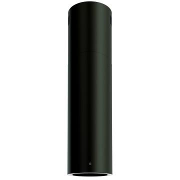 Vestavné spotřebiče - Ciarko Design CDW3801CL odsavač ostrůvkový tubus w long black, 4 roky záruka po registraci