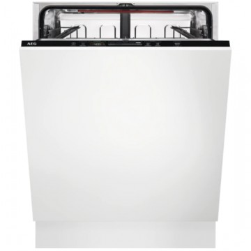Vestavné spotřebiče - AEG Mastery FSB52637P vestavná myčka nádobí, 60 cm