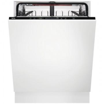 Vestavné spotřebiče - AEG Mastery FSK53627P vestavná myčka nádobí, 60 cm, A+++