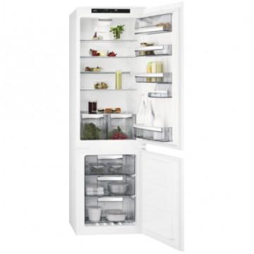 Vestavné spotřebiče - AEG Mastery SCE818E6TS vestavná kombinovaná chladnička, NoFrost