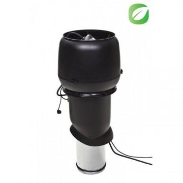 Příslušenství ke spotřebičům - Faber EVJ ECO na střechu černá  - externí ventilační jednotka, černá RAL 9005