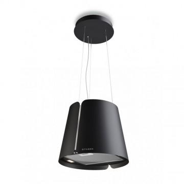 Vestavné spotřebiče - Faber BEAT BK MATT F45  - lustrový odsavač, černá mat, šířka 43cm