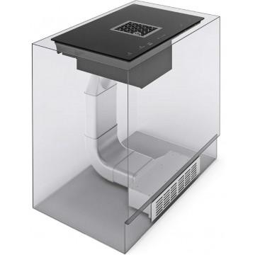 Příslušenství ke spotřebičům - Ciarko Design CDA001X recirkulační sada s uhlíkovým filtrem pro odsavače wizard