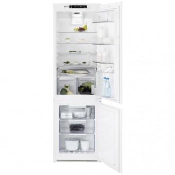 Vestavné spotřebiče - Electrolux ENT8TE18S vestavná kombinovaná chladnička, NoFrost
