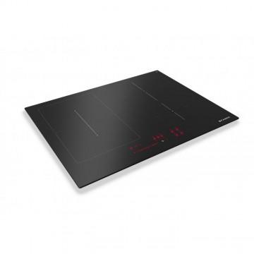 Vestavné spotřebiče - Faber FCH 64 BK KL  - varná deska, černé sklo, šířka 60cm
