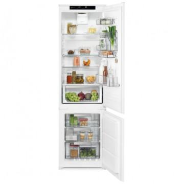 Vestavné spotřebiče - Electrolux LNS8TE19S vestavná kombinovaná chladnička, CustomFlex, NoFrost