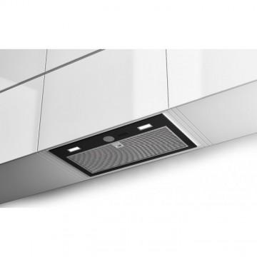 Vestavné spotřebiče - Faber INKA PLUS HCS BK A52  - vestavný odsavač, černá, šířka 52cm