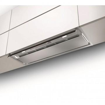 Vestavné spotřebiče - Faber IN-NOVA TOUCH X/BK A120  - vestavný odsavač, nerez / černé sklo, šířka 120cm