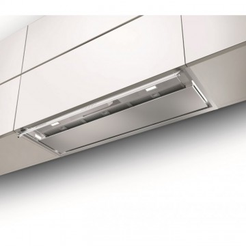 Vestavné spotřebiče - Faber IN-NOVA TOUCH X/WH A90  - vestavný odsavač, nerez / bílé sklo, šířka 90cm