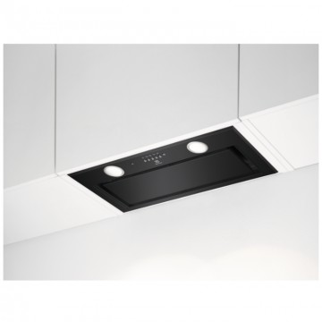 Vestavné spotřebiče - Electrolux LFG716R vestavný odsavač,  Hob2Hood, černá, 54 cm