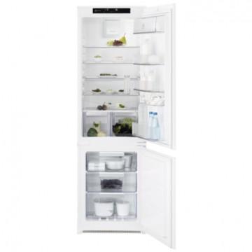 Vestavné spotřebiče - Electrolux LNT7TF18S vestavná kombinovaná chladnička, NoFrost