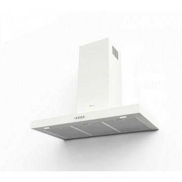 Vestavné spotřebiče - Faber STILO COMFORT WH MATT A90  - komínový odsavač, bílá mat, šířka 90cm