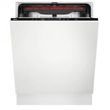 Vestavné spotřebiče - AEG Mastery FSB72907P vestavná myčka nádobí s příborovou zásuvkou, 60 cm