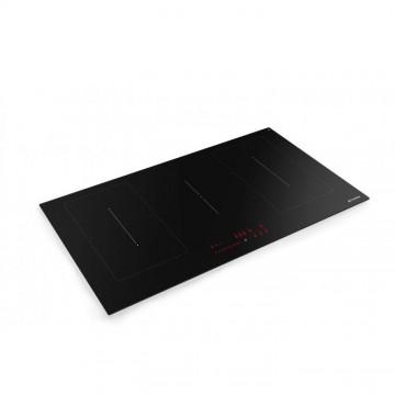 Vestavné spotřebiče - Faber FCH 95 BK KL  - varná deska, černé sklo, šířka 90cm