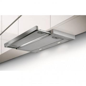 Vestavné spotřebiče - Faber MAXIMA NG AM/X A90  - výsuvný odsavač, šedá / lišta nerez, šířka 90cm