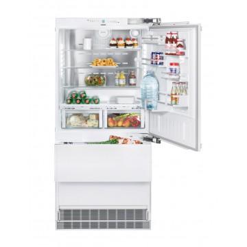 Vestavné spotřebiče - Liebherr ECBN 6156 PremiumPlus kombinovaná chladnička - panty vpravo